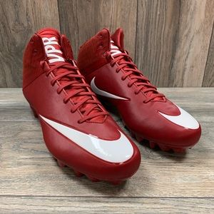 Nike VPR Vapor Football Cleats Maroon
